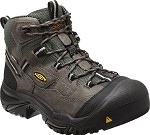 Men's KEEN Gargoyle/Forest Night Waterproof  Made in America Steel Toe Boot