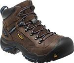 Men's KEEN Bison/Ensign Blue Waterproof Made in America Steel Toe Boot