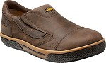 Men's KEEN Cascade Brown ESD Steel Toe Low