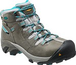 Women's KEEN Gargoyle/Capri Breeze Steel Toe Hiker