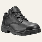 Mens Timberland Black Titan Safety Toe Oxford