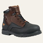 Men's Timberland Brown Power Welt 6 Inch Waterproof Steel Toe Boot
