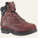 Men's Timberland  Brown Steel Toe  Internal Metatarsal Guard