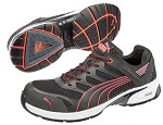 Men's Puma Black/Red Composite Toe SD Athletic