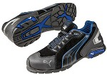 Men's Puma Black /Blue Aluminum Safety Toe SD Athletic