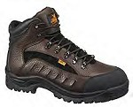 Men's Thorogood Brown Steel Toe  I-MET Metatarsal Guard Hiker