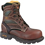 Men's Thorogood  Brown  Composite Toe 8 Inch Boot