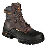 Men's Thorogood Brown WP Composite Toe 8 Inch Z-Trac Boot