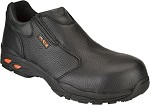 Men's/Womens's Thorogood Black Slip-On ESD Composite Toe