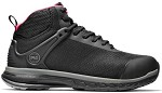 Timberland Black ESD Comp Safety Toe Hi Top Athletic