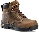 "Women's Brown Composite Toe 6"" WP Boot"