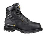 Carhartt Black Waterproof 6inch Internal Met Guard Steel Toe Boot
