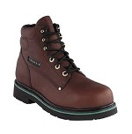 Florsheim Brown Steel Toe EH 6 Inch Boot
