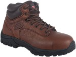 "BROWN EH COMP TOE 6"" WORK BOOT"