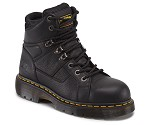 "Men's Black Ironbridge Steel Toe EH 6"" Boot"