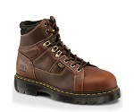 "Men's Internal Met Guard Teak/Blk Ironbridge Steel Toe EH 6"" Boot"