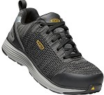 Women's KEEN Black Steel Toe Sparta ESD