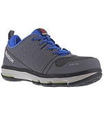 Men's Reebok Grey/Blue Alloy Toe SD Athletic
