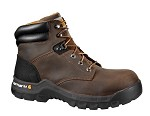 Carhartt Dark Brown 6inch Composite Toe Boot