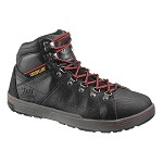Men's Caterpillar Black Brode Hi Top Steel Toe