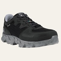Men's Black/Grey Alloy Safety Toe SD Athletic