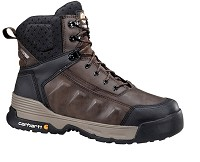 Carhartt Dark Brown 6inch Waterproof Composite Toe Boot