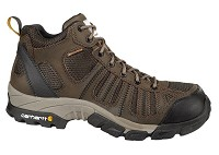 Carhartt Brown Composite Toe EH Waterproof Hiker