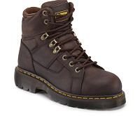"Men's Gaucho Volcano Ironbridge Steel Toe EH 6"" Boot"