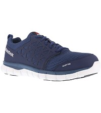 Men's Reebok Navy Alloy Toe Athletic