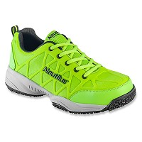 Men's Nautilus LIme Composite Toe Athletic