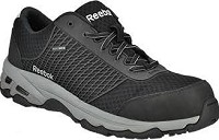 Men's Reebok SD Black Composite Toe Athletic