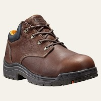 Men's Timberland  Brown TITAN� Safety Toe Oxford