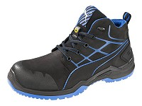 Men's Puma Blue/Black Composite Toe Mid