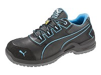 Women's Puma Blue/Black Low Steel Toe SD Athletic