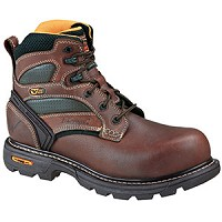 Men's Thorogood  Brown  Composite Toe 6 Inch Boot