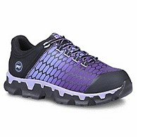 Women's Timberland Black/Lavender SD Alloy Safety Toe Athletic