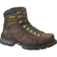 Men's Brown  Steel Toe 6 Inch Endure Boot