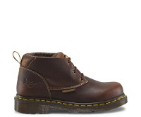 Women's Teak Industrial Bear Steel Toe ESD Chukka