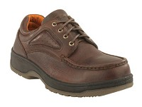 Men's Florsheim Brown Steel Toe SD Oxford