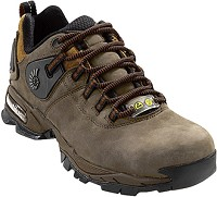 Men's  Nautilus Brown Nubuck Ergolite Composite Toe