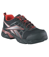 Men's Reebok SD Black/Red Composite Toe Athletic